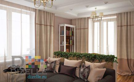 Дизайн квартиры на пр. Обуховской обороны
